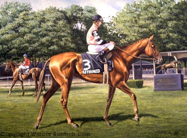 Affirmed Horse